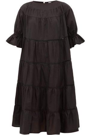 Merlette Paradis Tiered Cotton Sun Dress - Womens