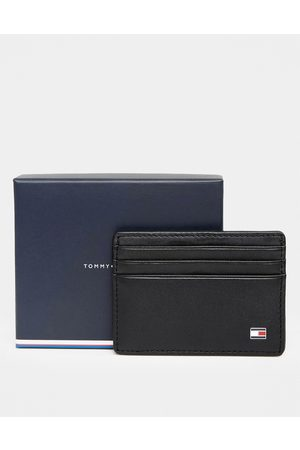 Tommy Hilfiger Eton leather cardholder in
