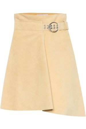 Chloé Suede miniskirt