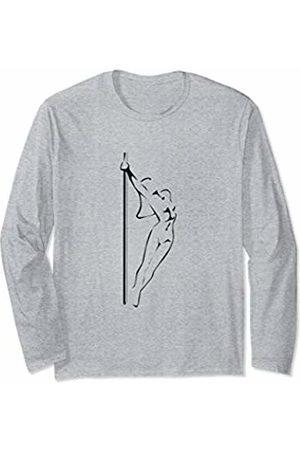 Pole JW Pole Dance Woman Long Sleeve T-Shirt