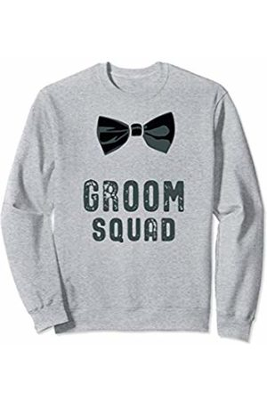 Bow Tie Groom Team Bachelor Party Gifts Mens Bow Tie Groom Squad Bachelor Party Sweatshirt