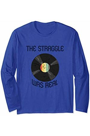 record store tees Vinyl Record Collector Lover Gift Men Women Retro Styled Long Sleeve T-Shirt