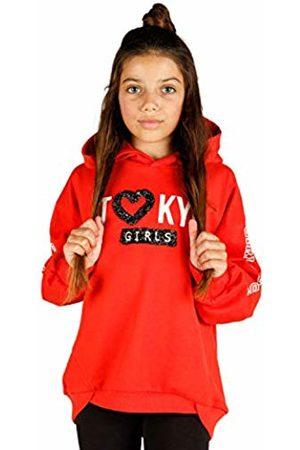 Charanga Girls Hoodies - Girl's jaroja Sports Hoodie