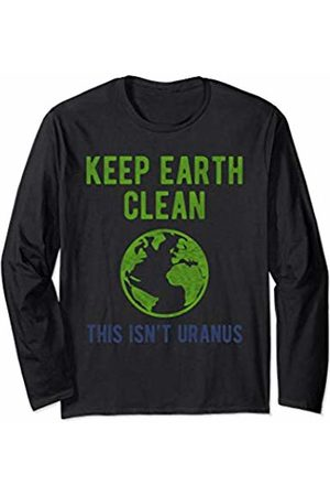 Climate Change Earth Day 2020 Apparel and Gifts Climate Change Clothes Gifts for Men Women Keep Earth Clean Long Sleeve T-Shirt