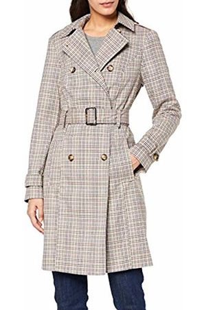 Dorothy Perkins Women's Chk Lightweight Mac Coat