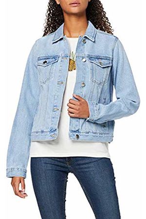Dorothy Perkins Women's Bleach Denim Jacket
