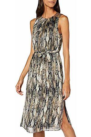 Dorothy Perkins Women's Snak Lurex Seqn Midi Party Dress