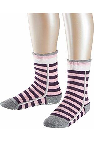 Esprit Girls' Stripe Logo Homepads K HP Socks