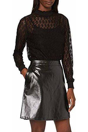 Only Women's ONLBELLA Glazed Faux Leather Skirt OTW