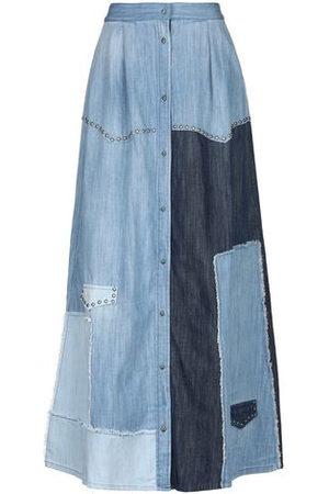 John Richmond Women Denim Skirts - JOHN RICHMOND