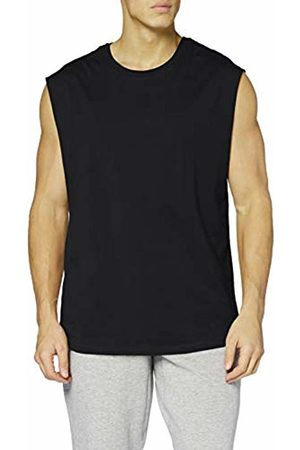 Urban classics Men's Open Edge Sleeveless Tee T - Shirt, 7