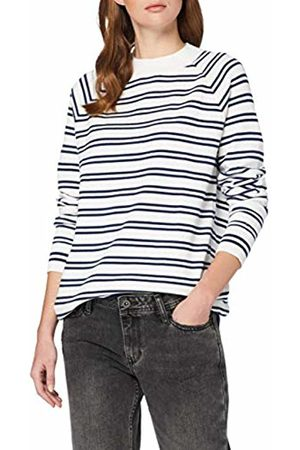 Tommy Hilfiger Women's Striped Crew Neck Jumper