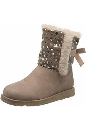 Clarks Girls Boots - Indigo Girls' 464 088 Slouch Boots, (Lt. /Rose 566)