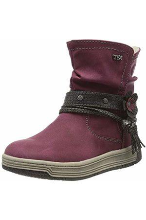 Indigo Girls' 354 008 Slouch Boots, (Bordeaux 546)