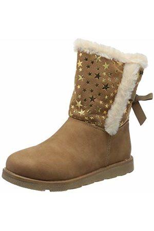 Indigo Girls' 464 088 Slouch Boots, (Cognac 456)