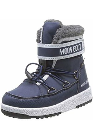 Moon-boot Moon Boot Jr Boy Boot Wp, Snow Boots, Unisex Kids
