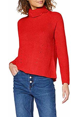 Jacqueline de Yong NOS Women's JDYJUSTY L/S HIGH Neck NOOS Pullover KNT Turtleneck