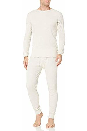 Amazon Thermal Long Underwear Set Natural