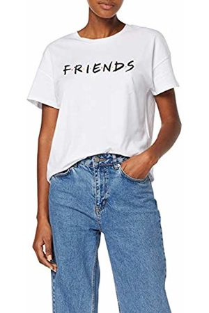 Only Women's ONLBEVERLYFRIENDS S/S TEE JRS Box T - Shirt