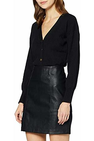 Only Women's Onlsky Faux Leather Skirt Cc OTW