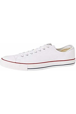 Converse Chuck Taylor All Star Ox, Unisex Adults' Low-top Sneakers, (Blanc Optical)