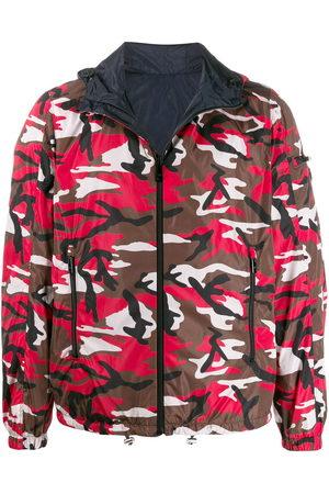Prada Camouflage reversible jacket