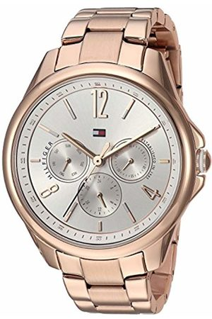 Tommy Hilfiger Womens Multi dial Quartz Watch with Stainless Steel Strap 1781824