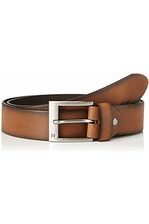 Hattric 35mm Leather Belt Tan