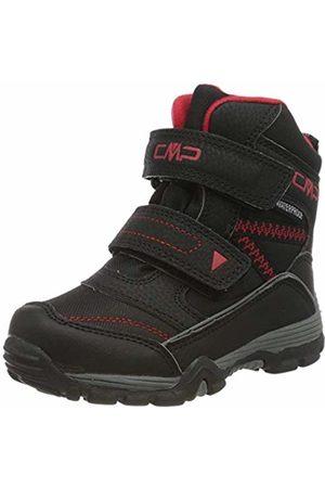 CMP Unisex Kids' Pyry Snow Boots, (Nero U901)