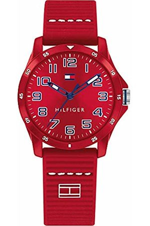 Tommy Hilfiger Analogue Watch with Silicone Strap 1791691