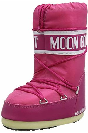 Moon Boot Nylon Unisex-Adult Snow Boots, (BOUGANVILLE 62)