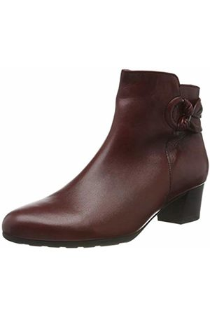 Gabor Shoes Women's Comfort Sport Ankle Boots, (Dark- (Micro) 58)