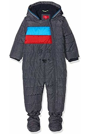 s.Oliver Baby Boys' 59.909.85.8866 Snowsuit, (Dark Melange 59w1)