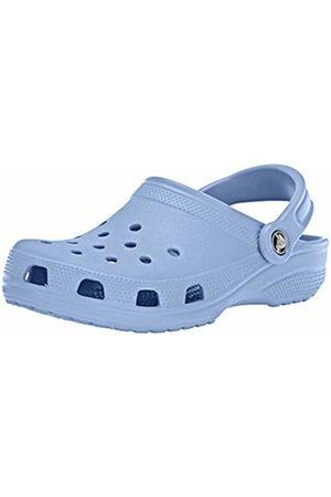 Crocs Women's Swiftwater Webbing Sandal W Open Toe, (Smoke/Oyster 0ct)