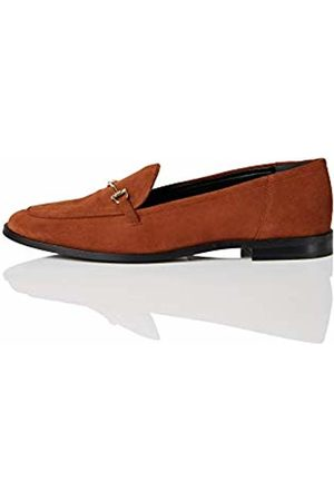 FIND Snaffle Leather Loafer Spice)