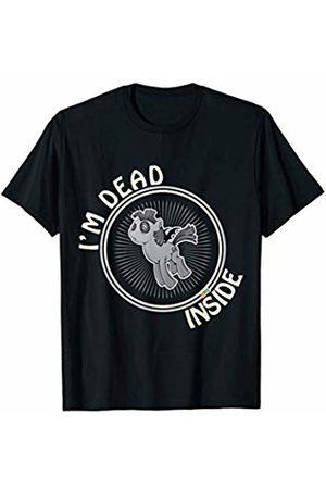 Busted Bones Tees I'm Dead Inside - Goth - Skater - Punk - Indie - Emo T-Shirt