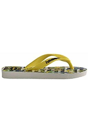 Havaianas Boys' HAV. Minions Beach & Pool Shoes, ( /Citrus 000)