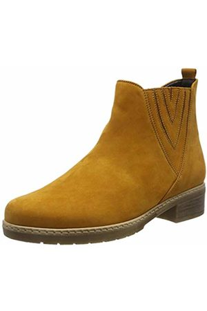 Gabor Shoes Women's Comfort Sport Ankle Boots, (Curry (Micro) 31)