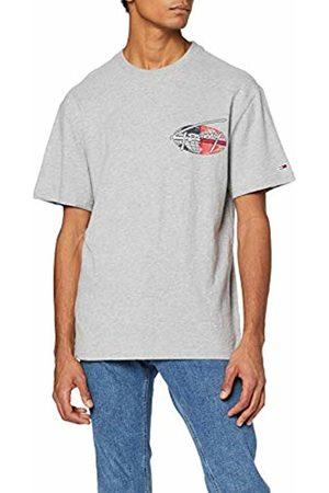 Tommy Hilfiger Men's TJM Round Back Logo TEE Sport Shirt