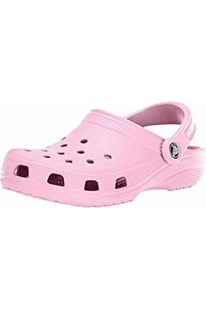 Crocs Isabella T Strap Sandal Damen Ballerinas Synthetik Berry//Oyster Violett
