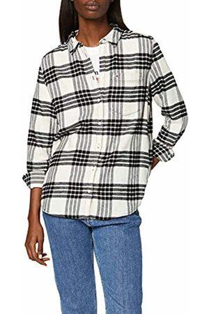 Tommy Hilfiger Women's Tjw Regular Check Shirt Blouse