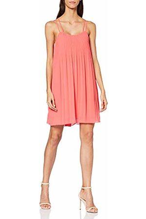 Apart Women's Pleated NA Sleeveless Party Dress - - 10