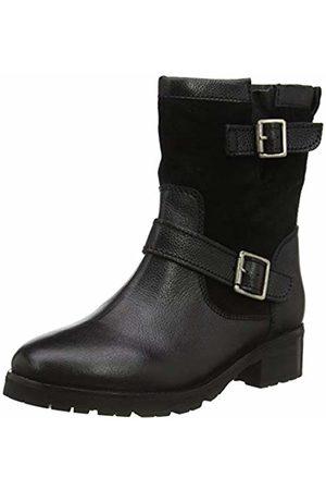 Dorothy Perkins Women's Orca Fur Lined Biker Boots, ( 010)