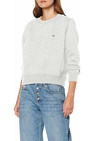 Tommy Hilfiger Women's Tjw Tommy Classics Crew Sweatshirt