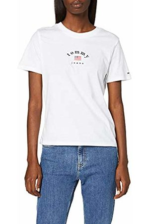 Tommy Hilfiger Women's Tjw Essential Americana Tee T-Shirt