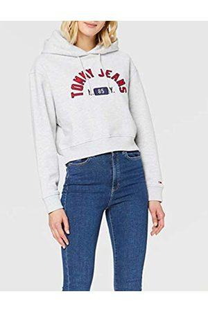 Tommy Hilfiger Women's Tjw Modern Logo Hoodie Sweatshirt