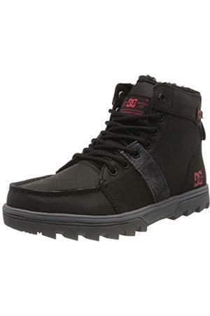 DC Shoes (DCSHI) Men's Woodland-Sherpa Winter Boots Snow, ( /Battleship/Athletic )