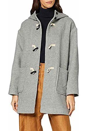 Vanessa Bruno Athe Women's A01009 Duffle Long Sleeve Jacket - - UK 10