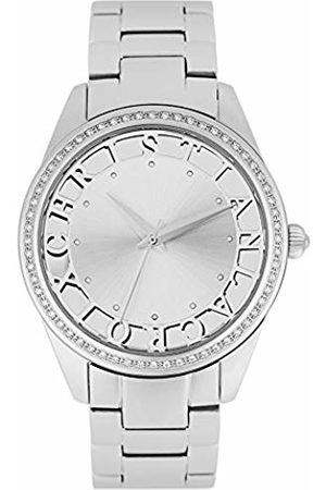Christian Lacroix Womens Analogue Quartz Watch with Stainless Steel Strap CLWE37