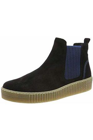 Gabor Shoes Women's Jollys Ankle Boots, (Pazifik/Blau(Natur 86)